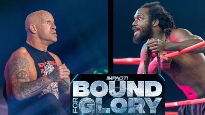 IMPACT Wrestling World Champion Eric Young vs. Rich Swann bei IMPACT Bound For Glory 2020