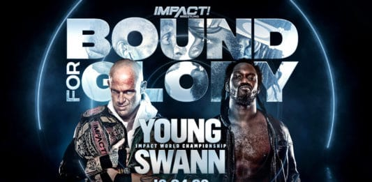 IMPACT Bound For Glory 2020 - Rich Swann vs. World Champion Eric Young