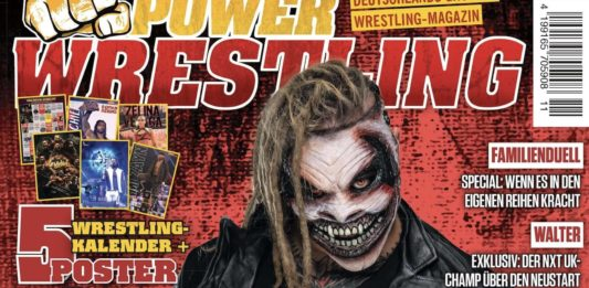 Power-Wrestling November 2020 - Preview