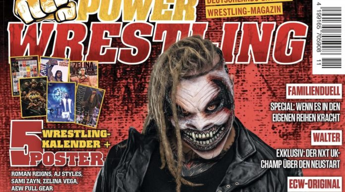 Power-Wrestling November 2020 - Preview