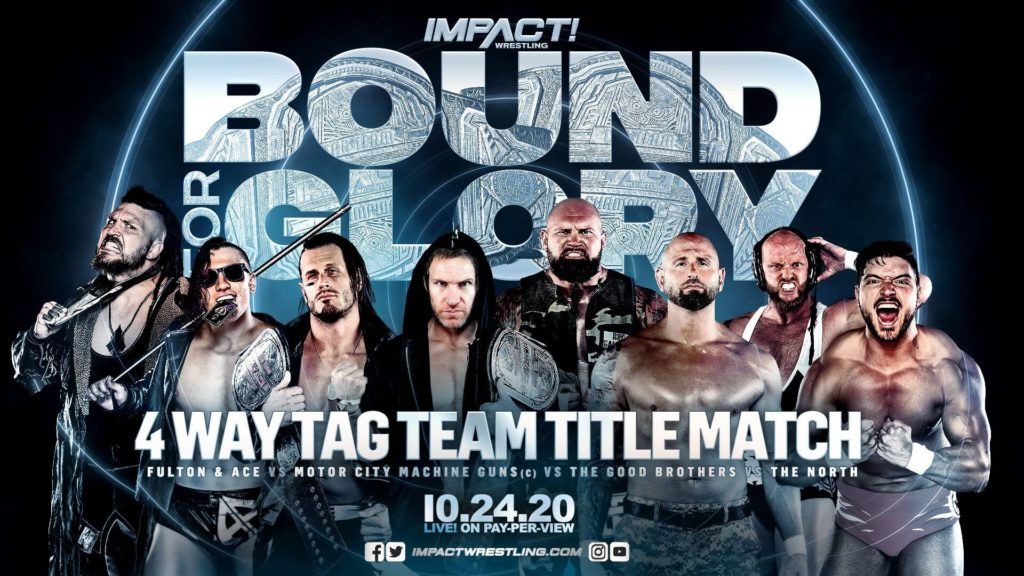 IMPACT Bound For Glory 2020 - Tag Team Championship