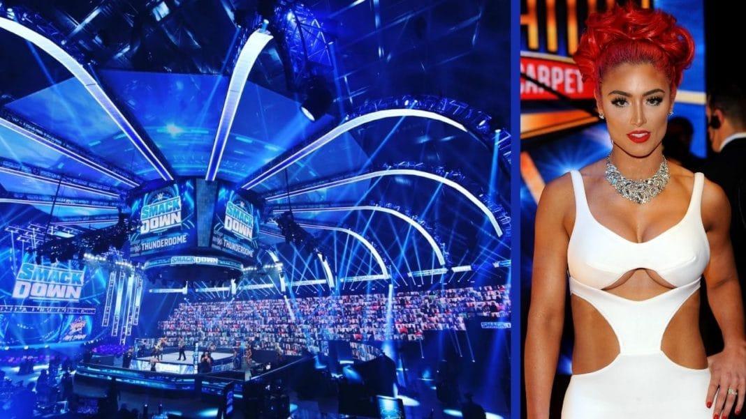 WWE News - ThunderDome, Eva Marie