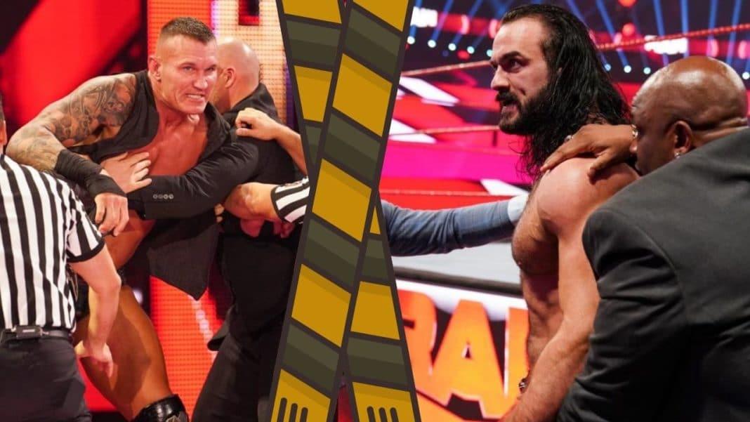 WWE Raw vom 12. Oktober 2020 - Podcast Review