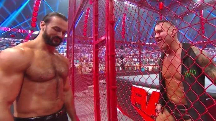 WWE Raw - 19. Oktober 2020
