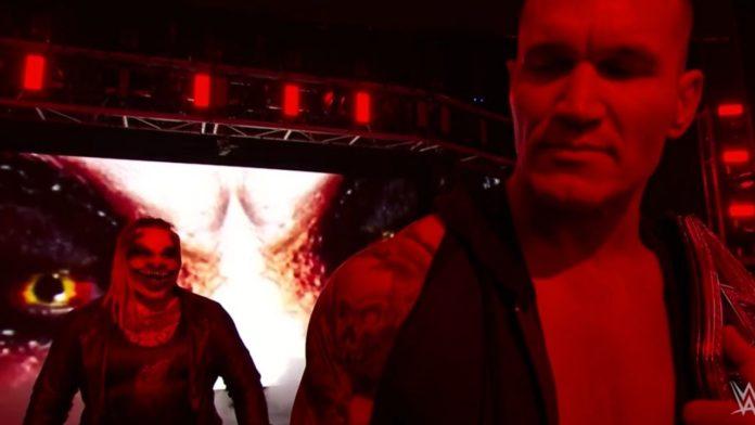 WWE Raw - 26. Oktober 2020