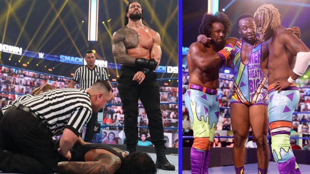 WWE SmackDown - 16. Oktober 2020