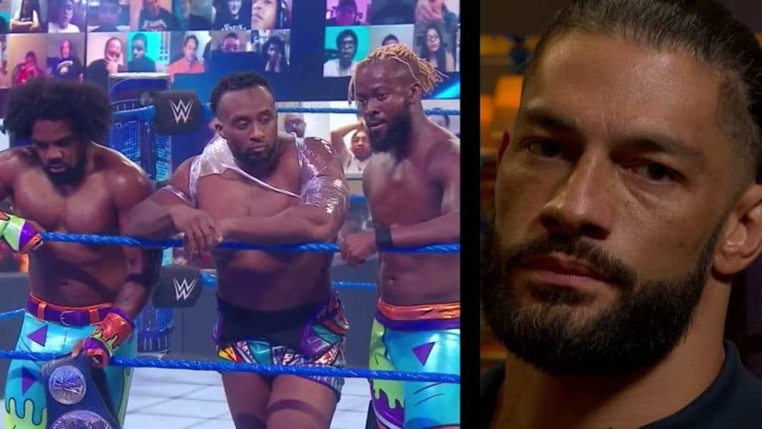 WWE SmackDown - 9. Oktober 2020
