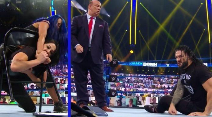 WWE SmackDown - 23. Oktober 2020