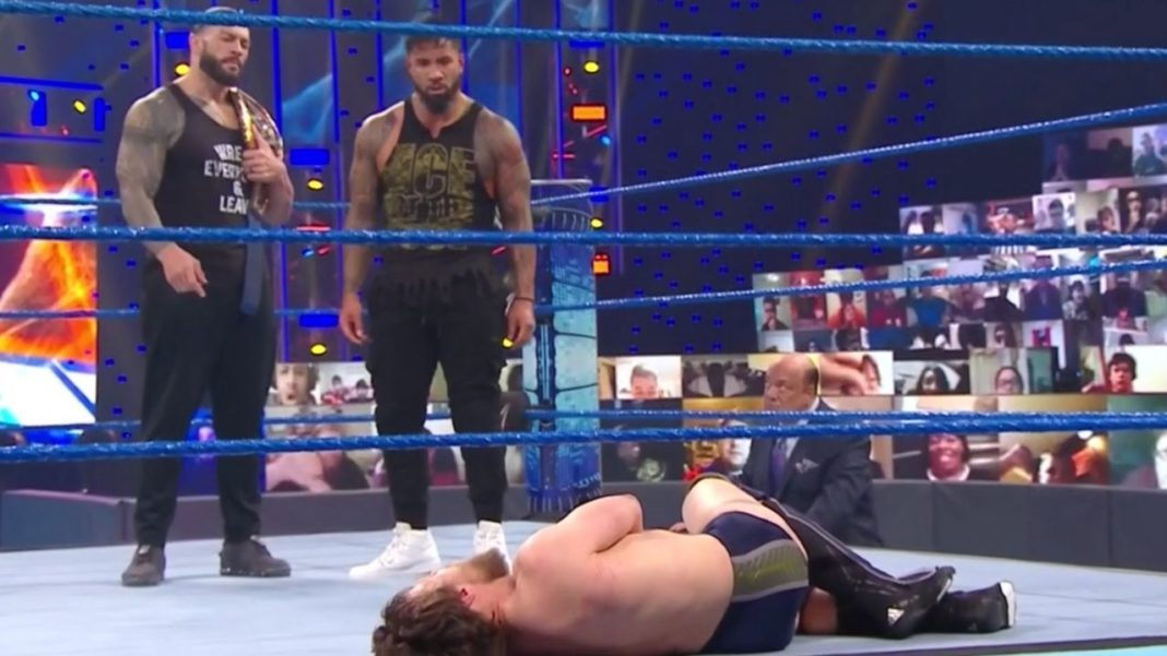 WWE SmackDown - 30. Oktober 2020