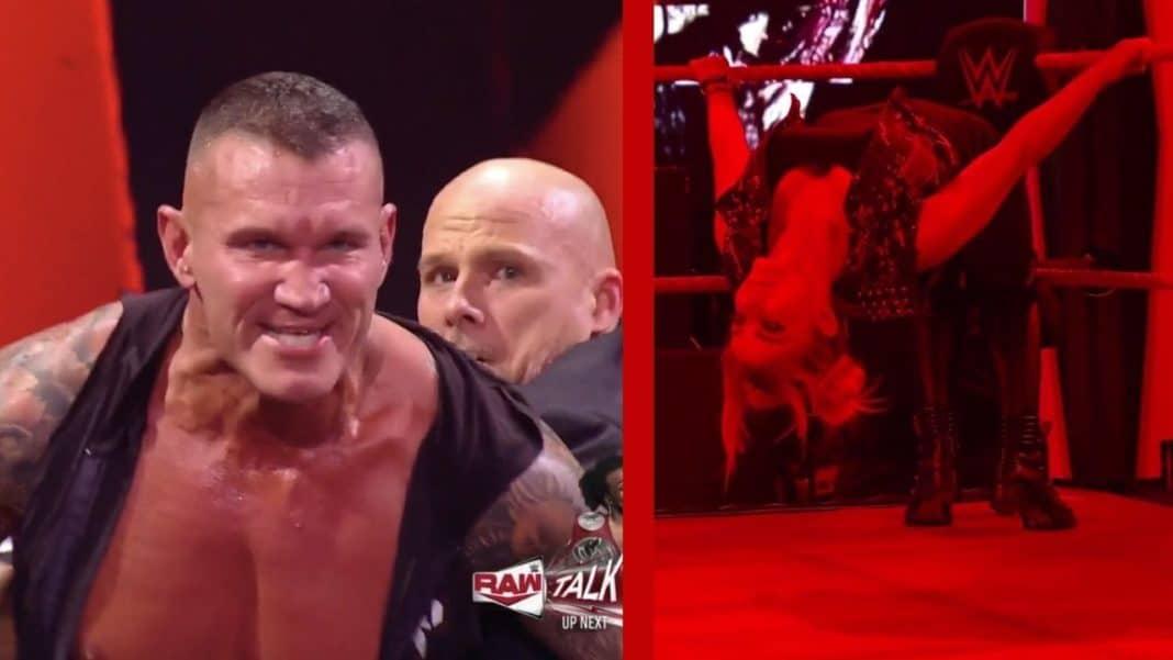 WWE Raw - 12. Oktober 2020