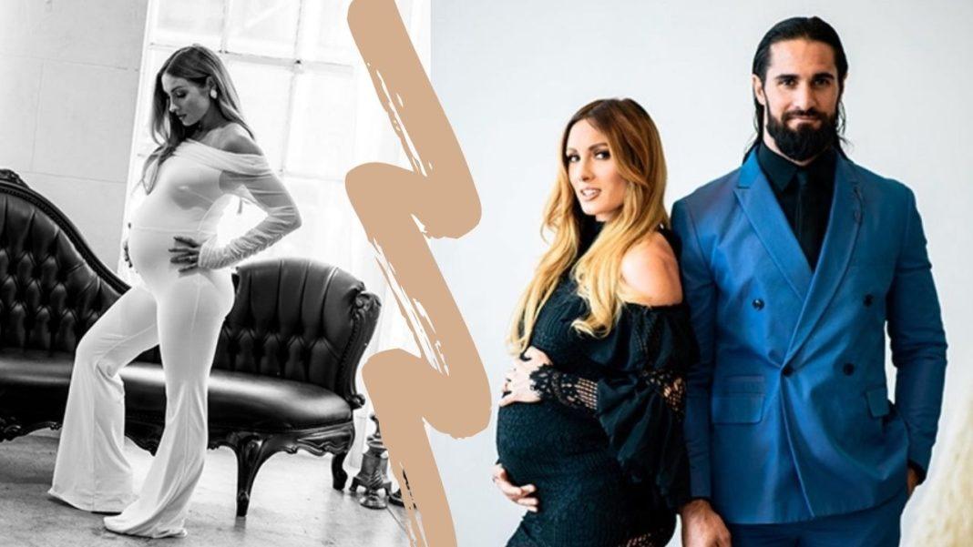 Die schwangere Becky Lynch zeigt sich auf Instagram.com/beckylynchwwe - WWE