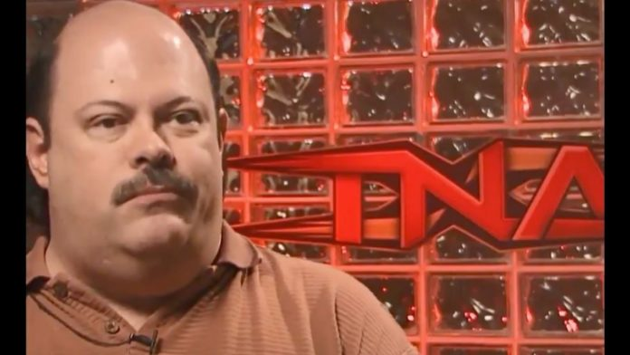 Wrestling-Internet-Pionier Bob Ryder