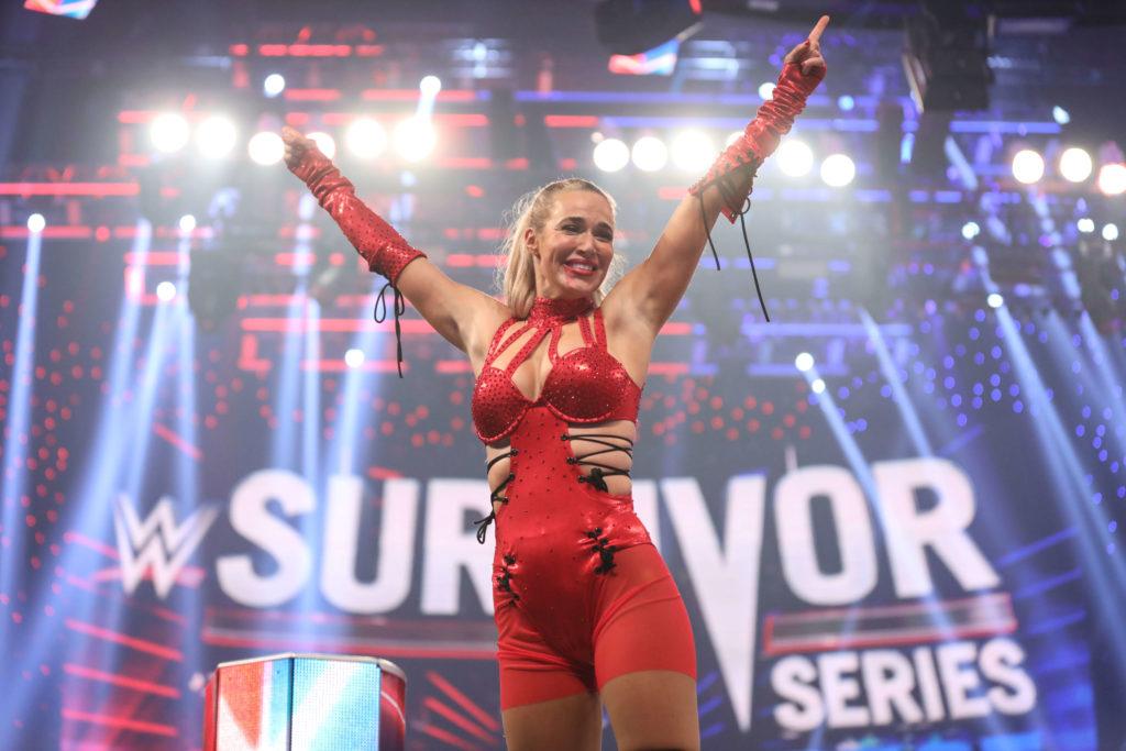 Lana triumphiert ganz unerhofft bei der WWE Survivor Series - (c) 2020 WWE. All Rights Reserved.