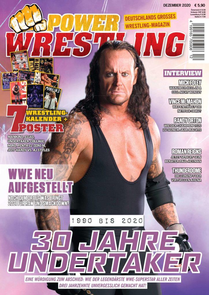 Power-Wrestling Dezember 2020