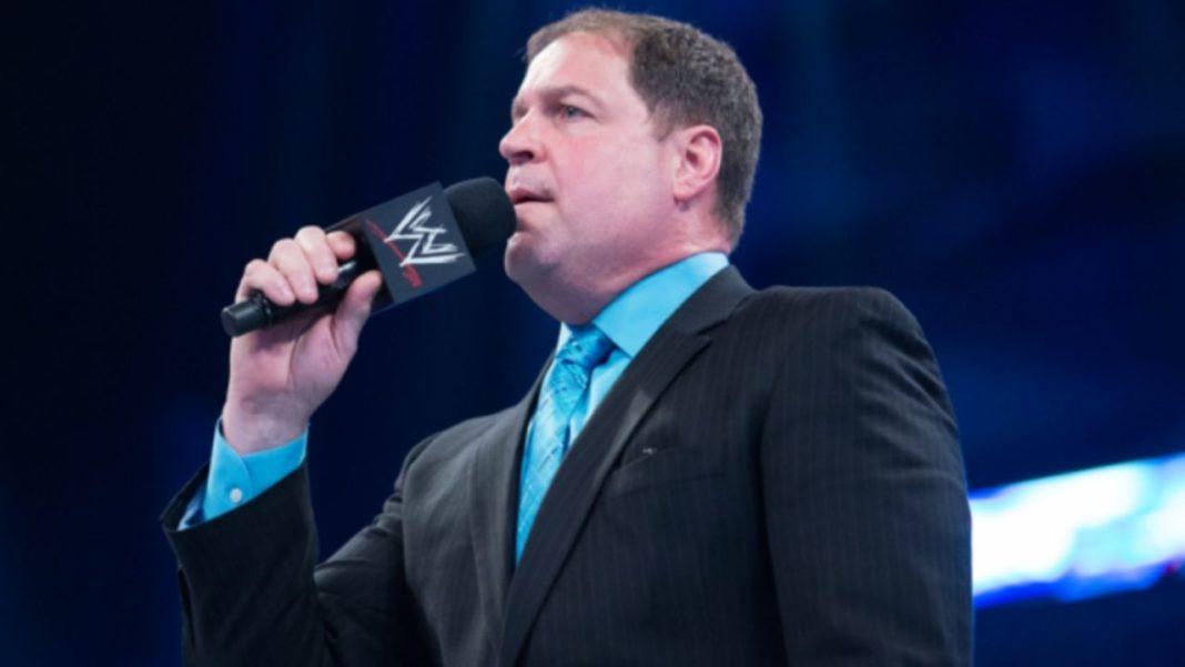 WWE-Ringsprecher-Legende Tony Chimel