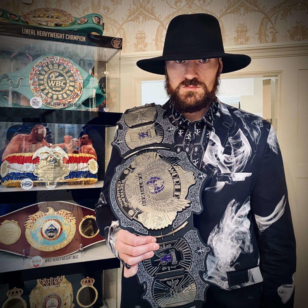 Tyson Fury würdigt den Undertaker