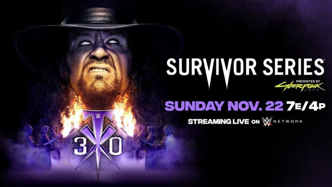 WWE Survivor Series 2020: Abschied vom Undertaker
