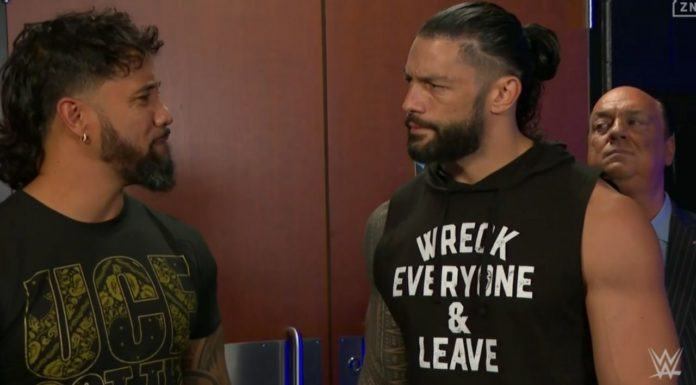 WWE SmackDown - 6. November 2020