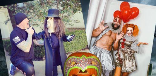 Wrestling Halloween 2020