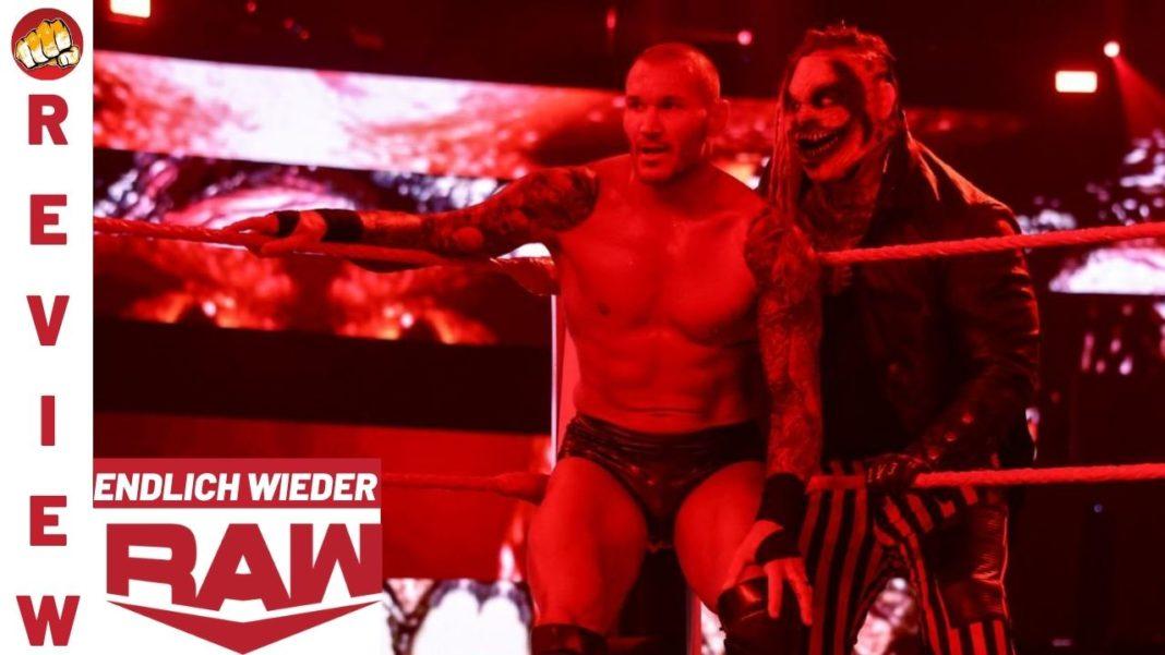 WWE Raw im Podcast Review - Ausgabe vom 23. November 2020