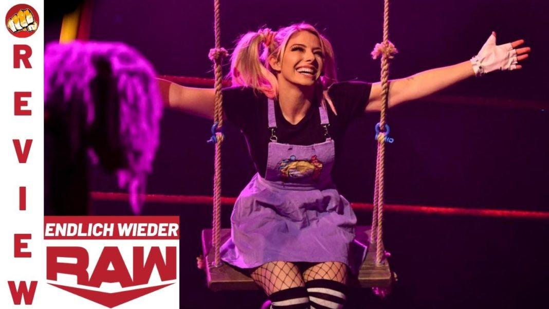 WWE Raw im Podcast-Review - Ausgabe vom 28. Dezember 2020
