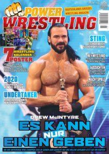 Power-Wrestling Januar 2021