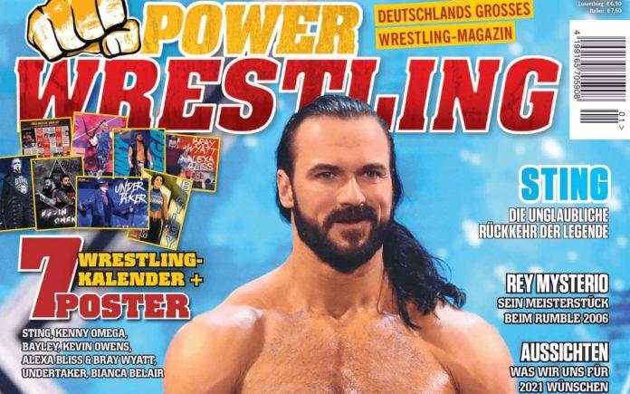 Power-Wrestling Januar 2021 - Preview