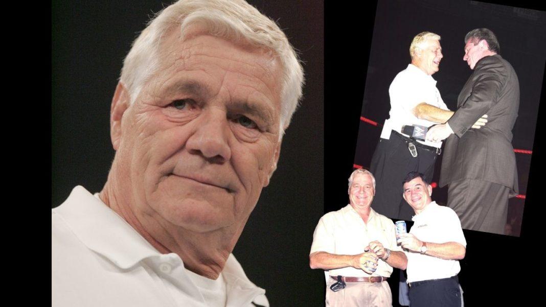 WWE Hall of Famer Pat Patterson