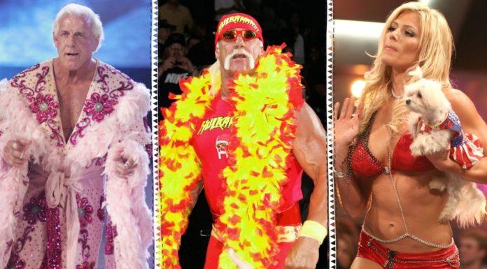 WWE Raw Legends Night am 4. Januar 2021