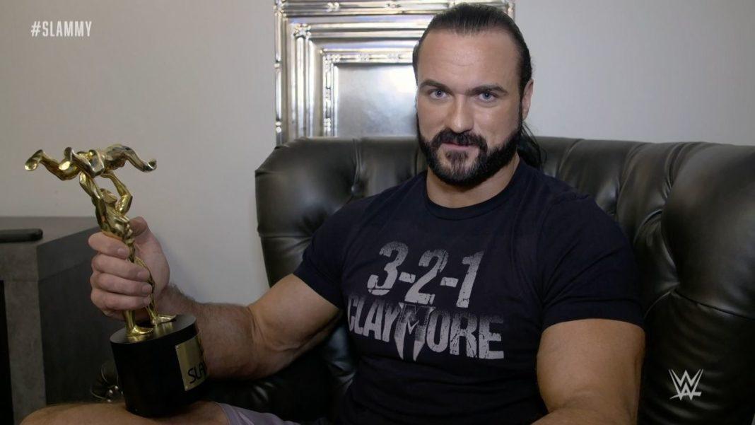 WWE Slammy Awards 2020: Drew McIntyre ist Superstar des Jahres