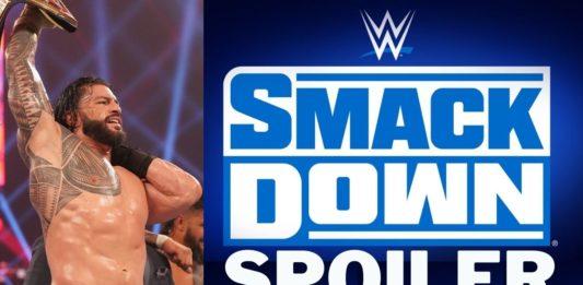 WWE SmackDown - 25. Dezember 2020 - Spoiler!