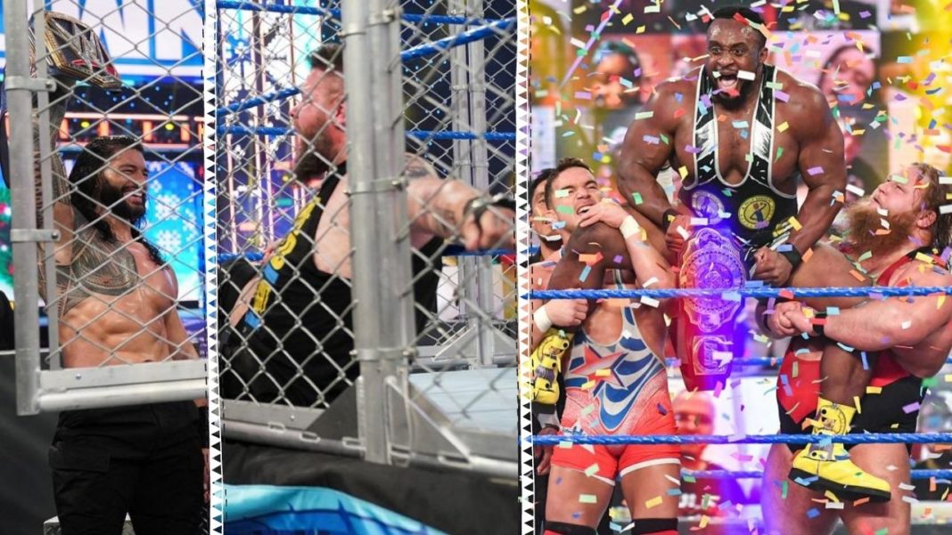 WWE SmackDown - 25. Dezember 2020