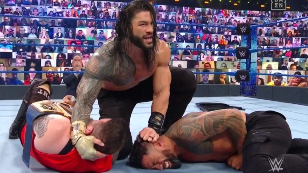 WWE SmackDown - 4. Dezember 2020