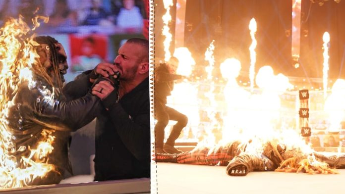 WWE TLC 2020 - Firefly Inferno (Bilder: (c) 2020 WWE. All Rights Reserved.)