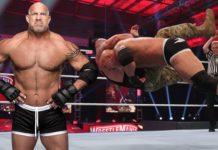 WWE Hall of Famer Bill Goldberg - (c) 2021 WWE. All Rights Reserved.