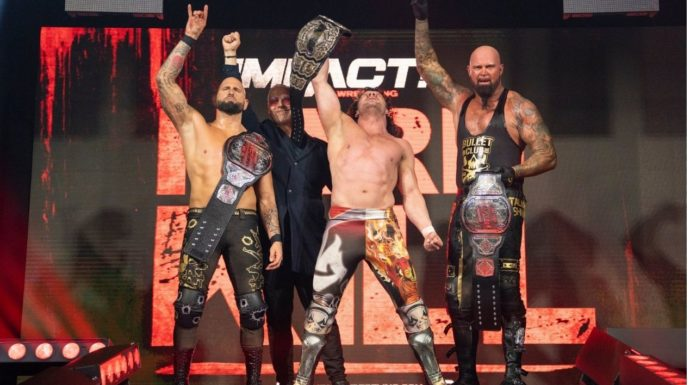 "Impact Wrestling ""Hard To Kill 2021"""