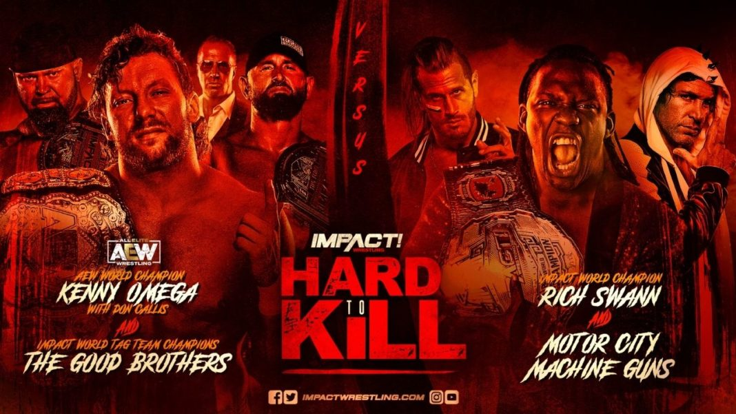 IMPACT Wrestling Hard To Kill 2021