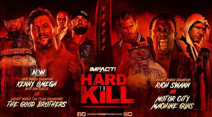 IMPACT Wrestling Hard To Kill 2021