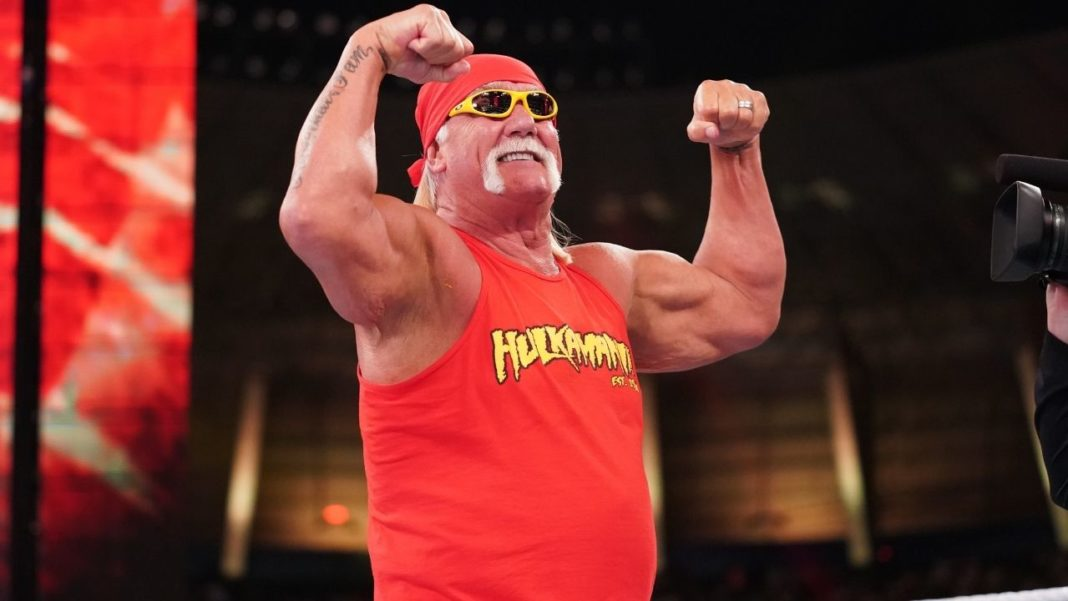 WWE Hall of Famer Hulk Hogan