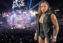 WWE NXT Star Pete Dunne - (c) 2020 WWE. All Rights Reserved.