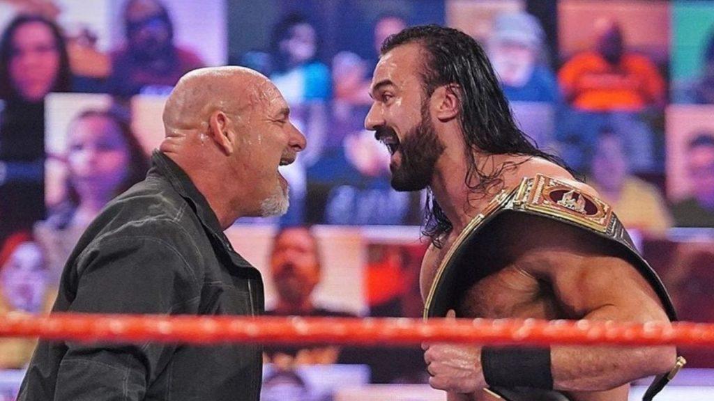 WWE Raw Legends Night - 4. Januar 2021