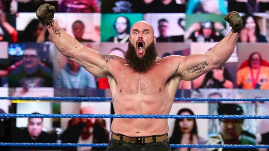 WWE SmackDown - 29. Januar 2021 (Bild: (c) 2021 WWE. All Rights Reserved.)