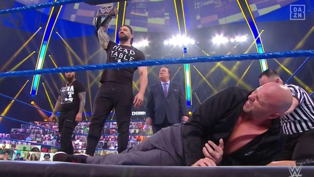 WWE SmackDown - 8. Januar 2021