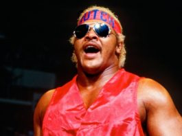 Ex-WWE-Star Butch Reed - (c) 2021 WWE. All Rights Reserved.