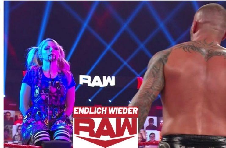 WWE Podcast - Endlich wieder Raw - Ausgabe vom 2. Februar 2021