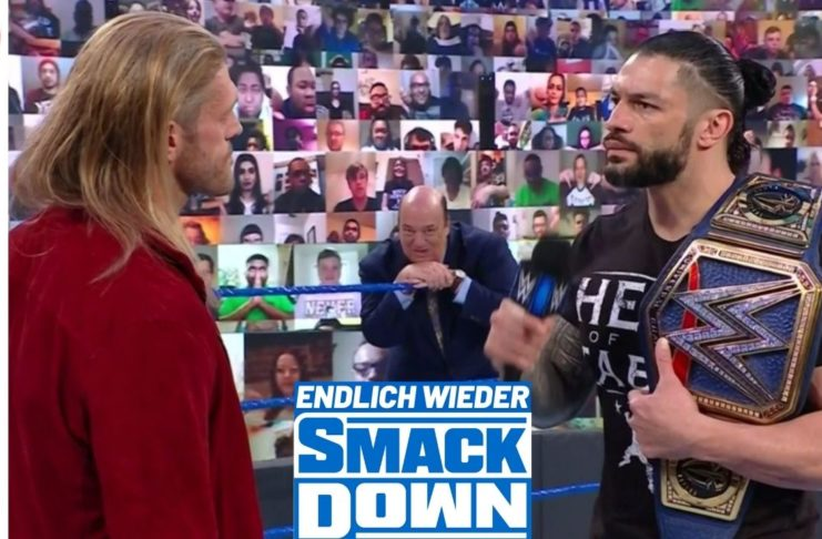 WWE Podcast: Endlich wieder SmackDown zur Ausgabe vom 5.2.21