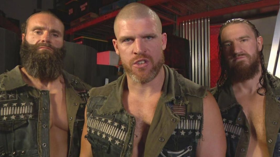The Forgotten Sons / WWE