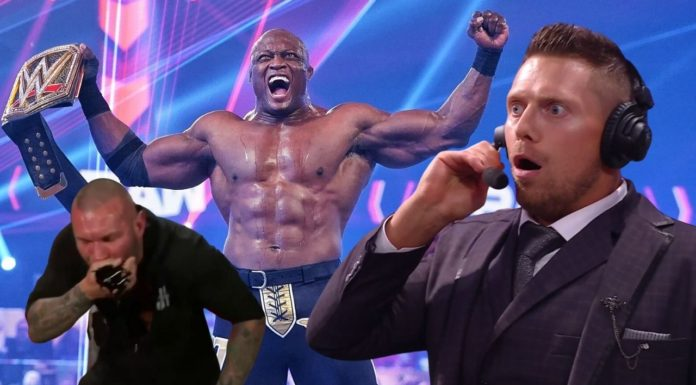 WWE Raw. 22. Februar 2021