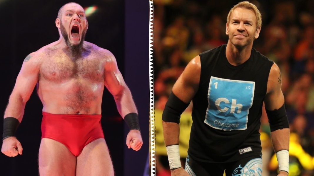 WWE entlässt Lars Sullivan, behält Christian