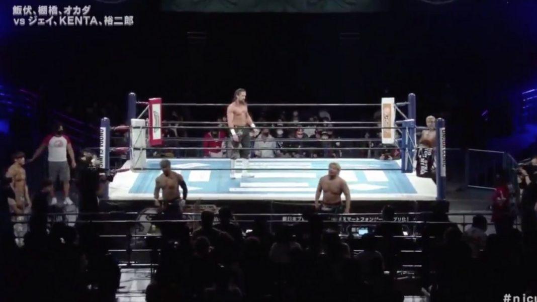 New Japan Pro Wrestling - 20. März 2021 - Sendai